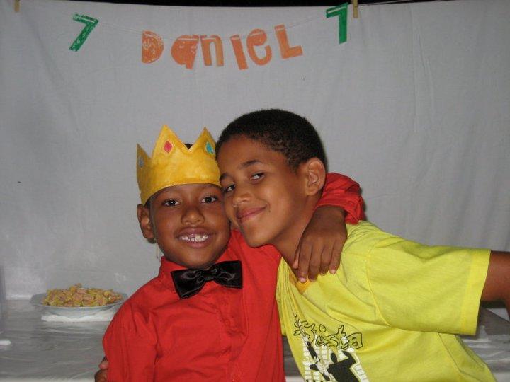 Daniel e Marcos