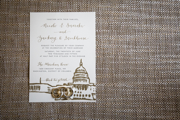 Washington DC Bespoke Wedding