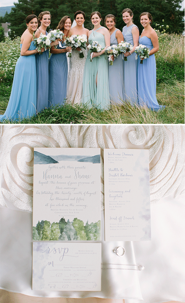 Upstate New York Bespoke Wedding